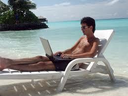 Trabajar o descansar en vacaciones